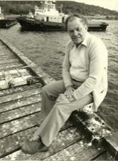 Jim Cooper - Tasman Bridge disaster oral history