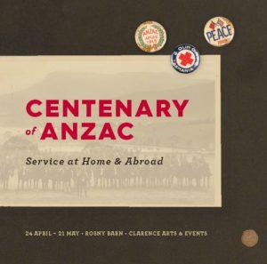 Centenary of Anzac Publication cover